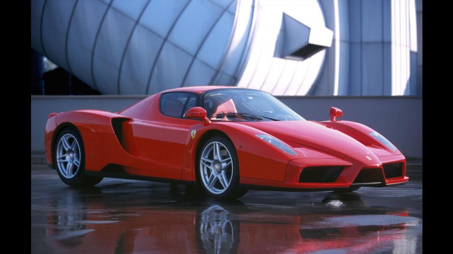 Claudio Santoni, firma italiana sul telaio della McLaren