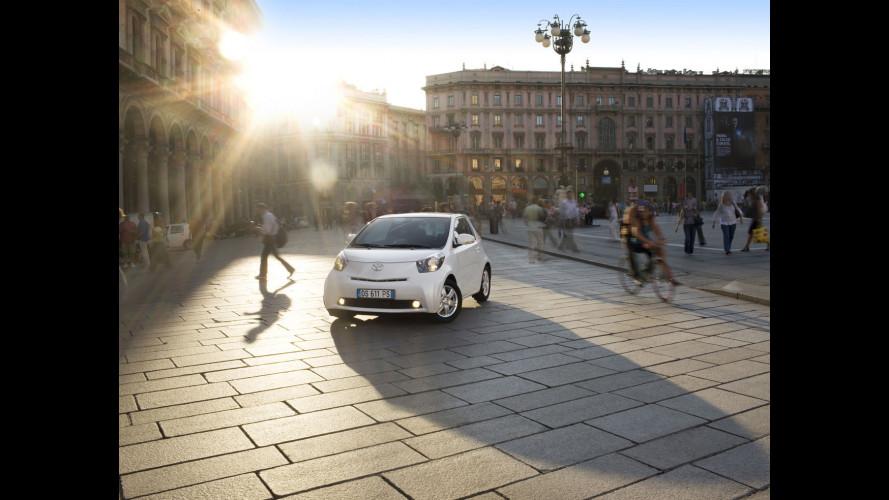Toyota iQ: ora costa meno?