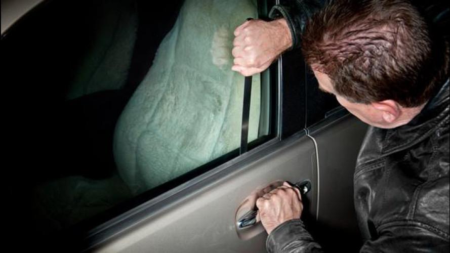 [Copertina] - Furti d'auto: la classifica delle Regioni più a rischio