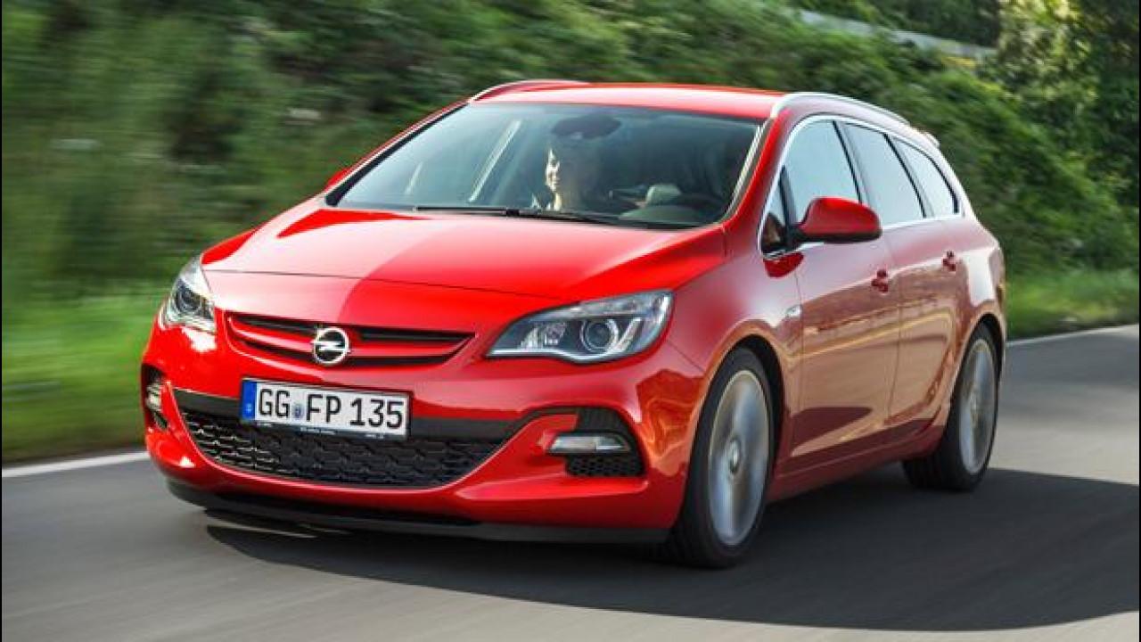 [Copertina] - Opel Astra 2.0 BiTurbo CDTI Sports Tourer, la potenza facile