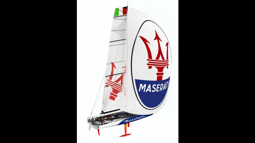 Maserati alla conquista degli oceani