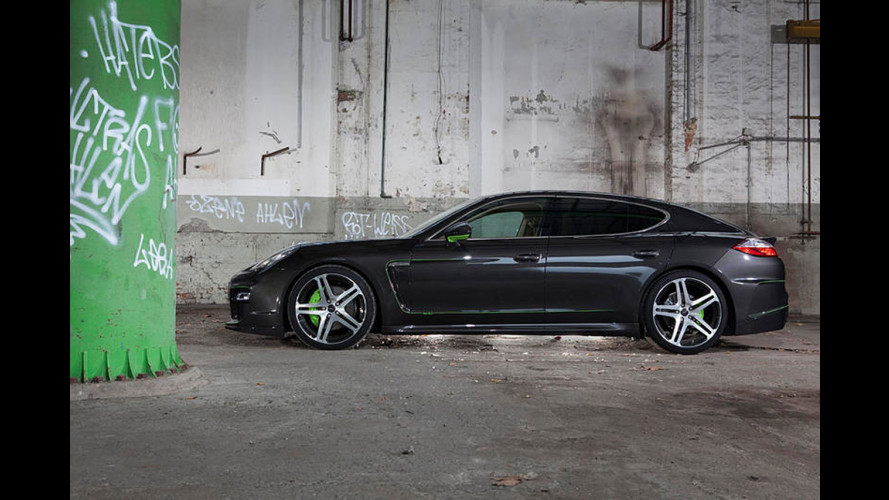 Porsche Panamera S by edo competition