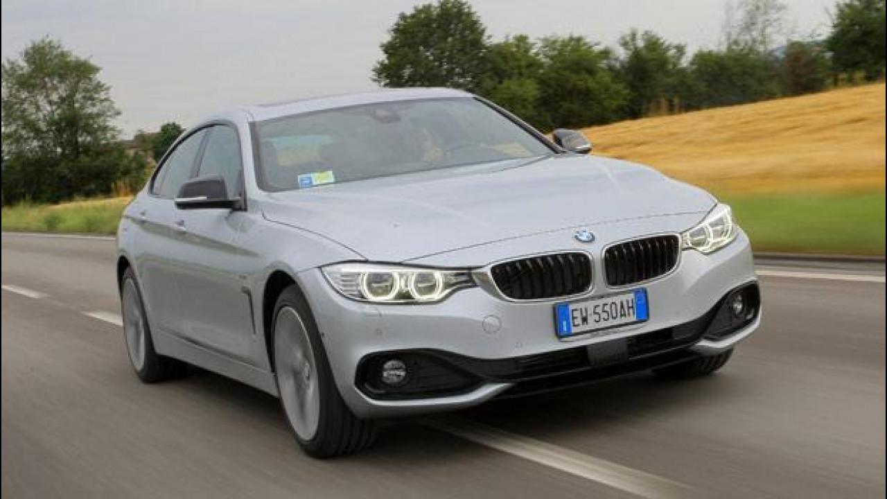[Copertina] - BMW Serie 4 Gran Coupé, l'eleganza del dinamismo