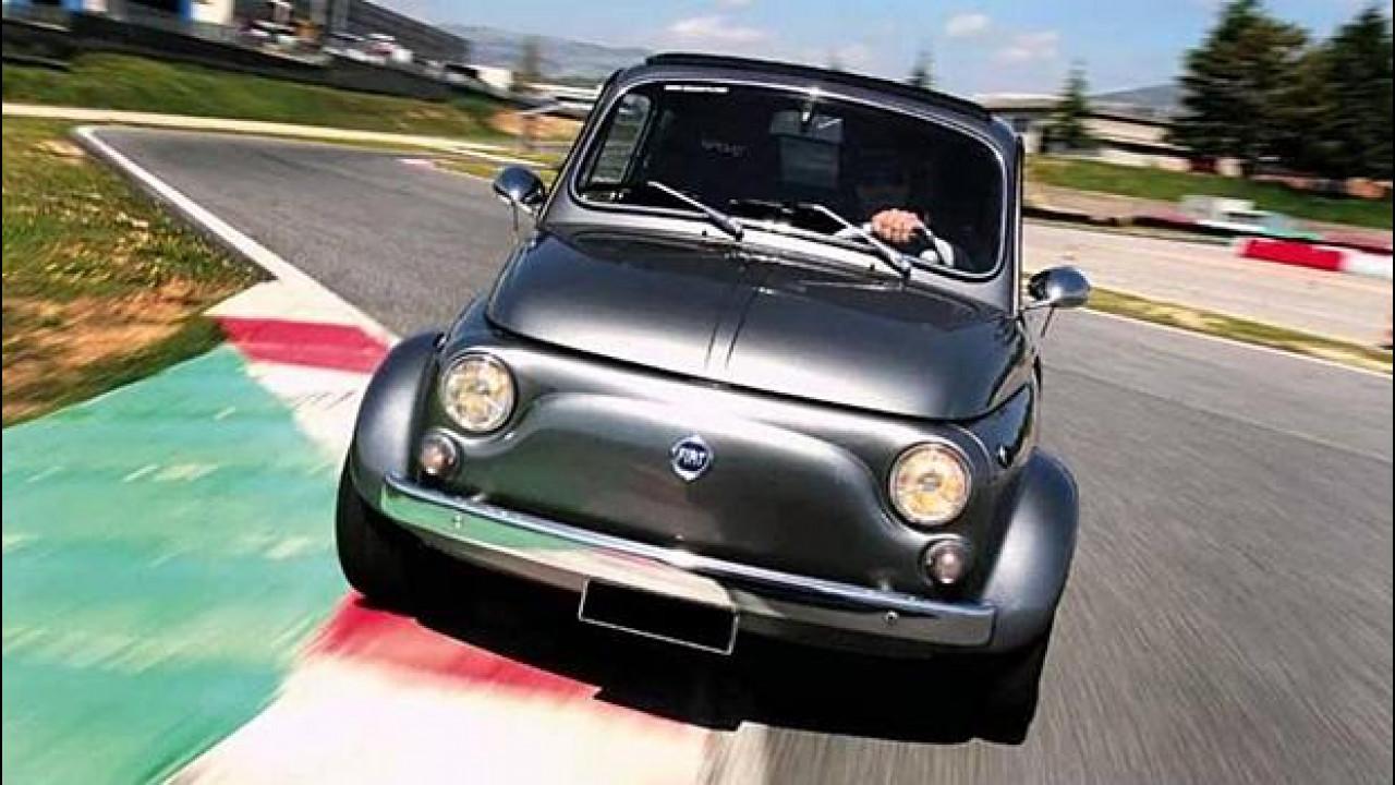 [Copertina] - Fiat 500: non solo Lamborghini, anche Porsche e Ferrari