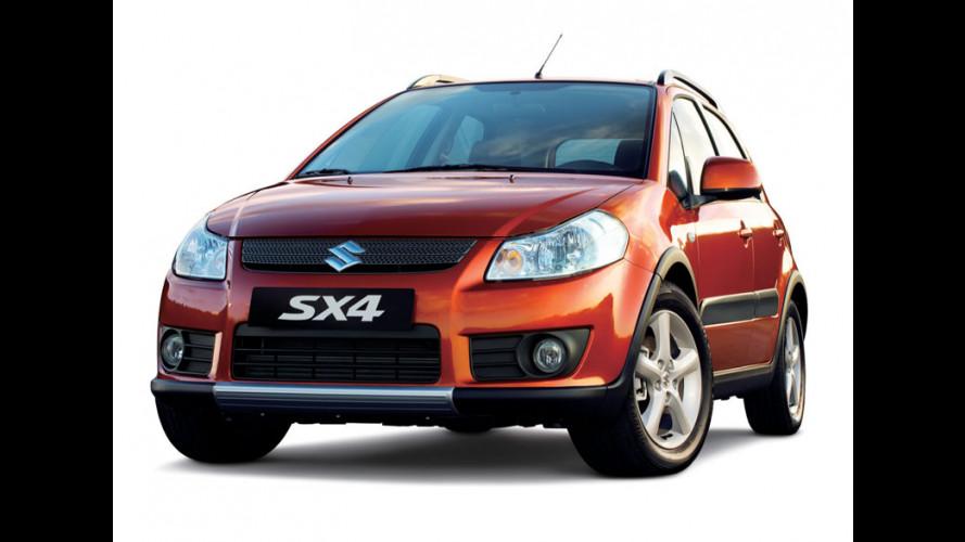 Kit Sporting e Free Time per Suzuki SX4