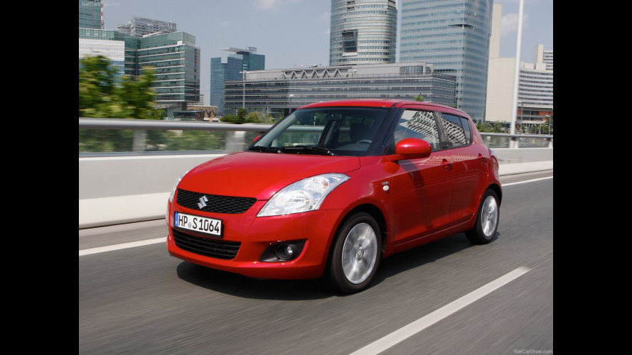 Suzuki lancia New Swift FANtastic Sounds battle