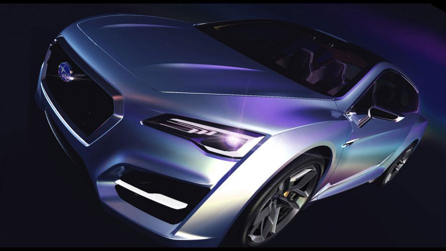 Subaru Advanced Tourer Concept a Tokyo