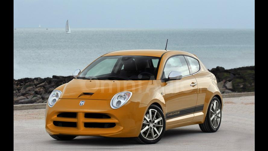 Dodge MyTo R/T, la prima Fiat-Chrysler