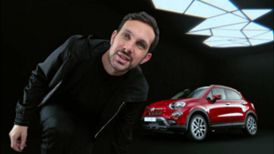 Fiat 500X ha un nuovo testimonial: Dynamo [VIDEO]