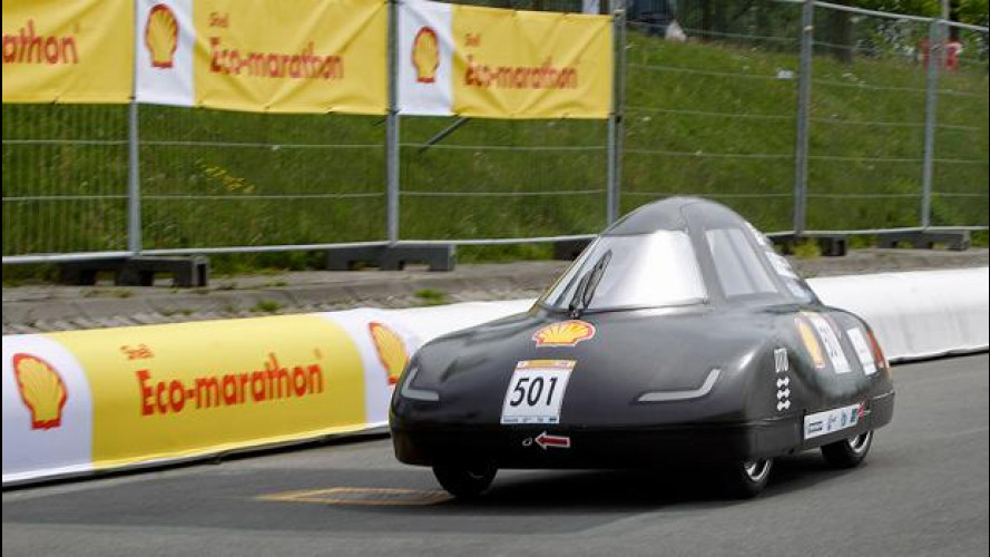 Shell Eco-marathon Europe 2012