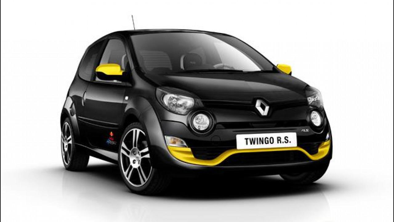 [Copertina] - Renault Twingo R.S. Red Bull Racing RB7