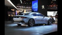 Peugeot al Salone di Parigi 2014