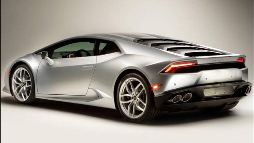 La Lamborghini Huracan LP 610-4 inizia bene la sua carriera