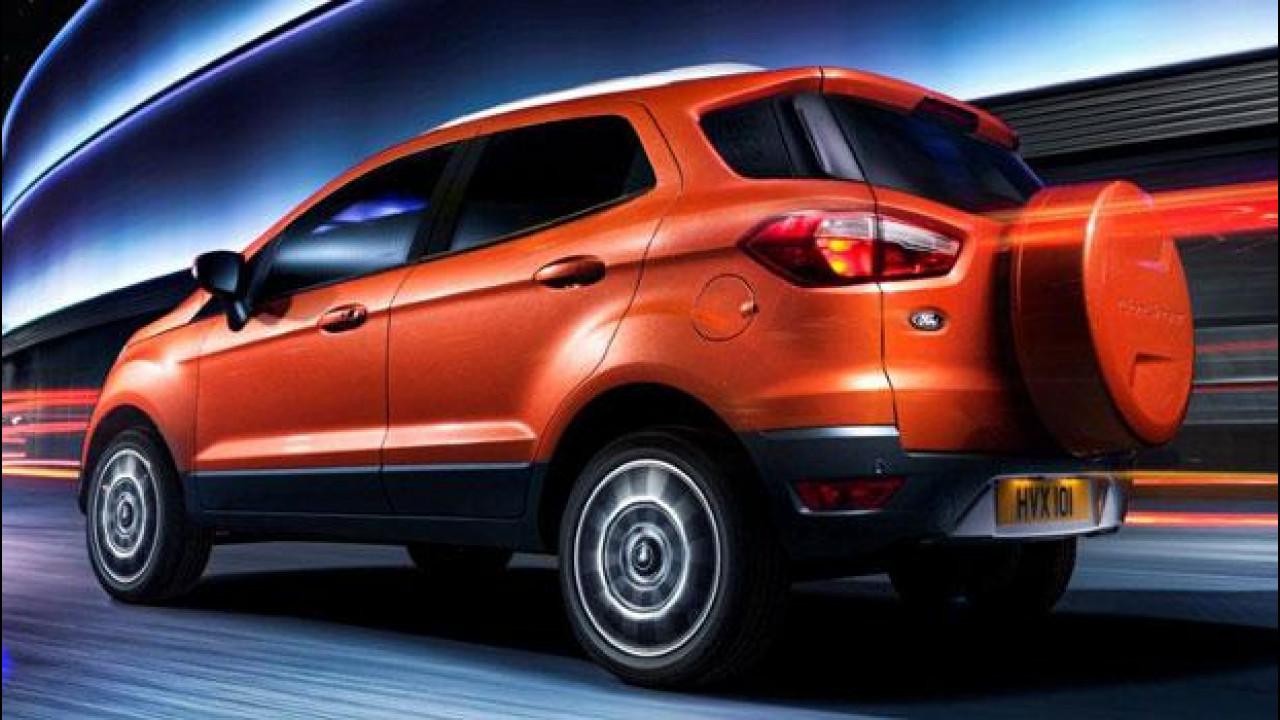[Copertina] - Ford EcoSport Limited Edition