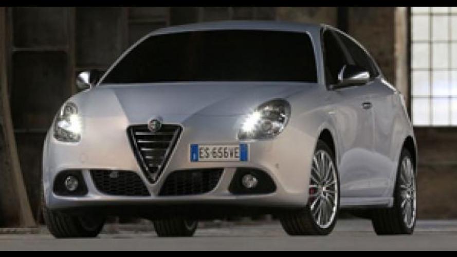 Alfa Romeo Giulietta, offerta esclusiva per i soci ACI