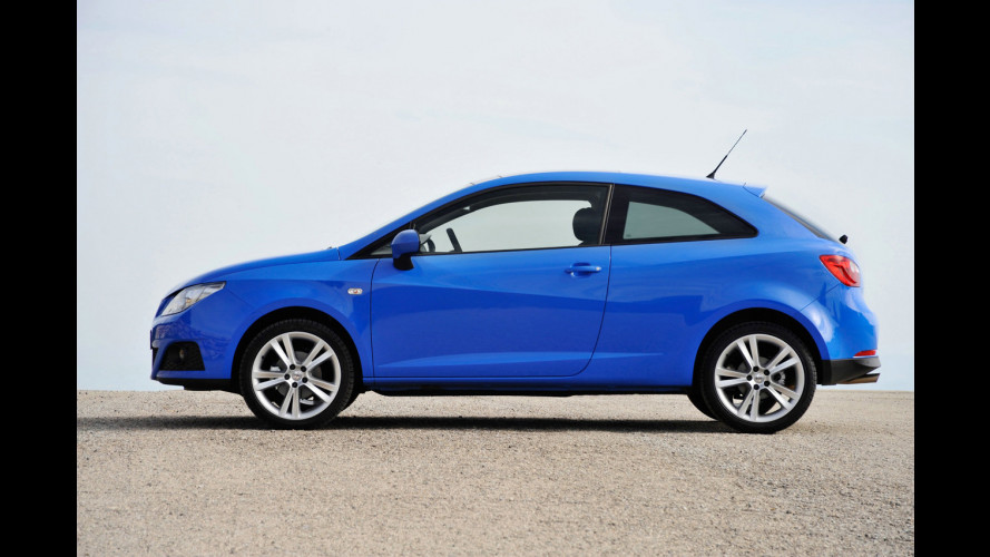 Seat Ibiza 1.6 TDI CR 90 CV: i prezzi