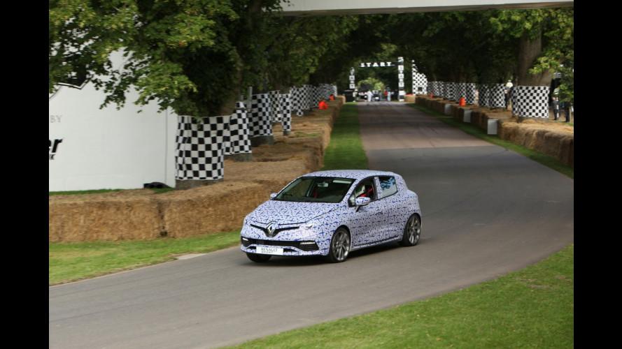 Nuova Renault Clio: domani il debutto
