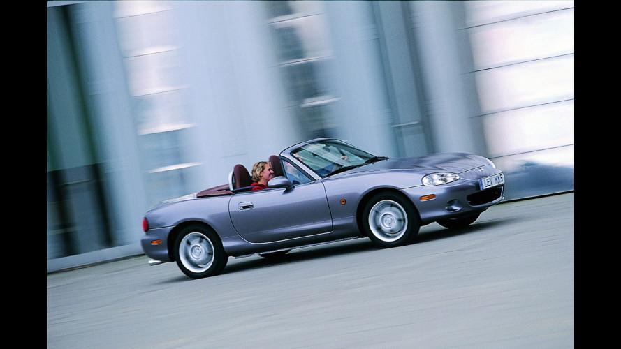 Mazda MX5 my2001
