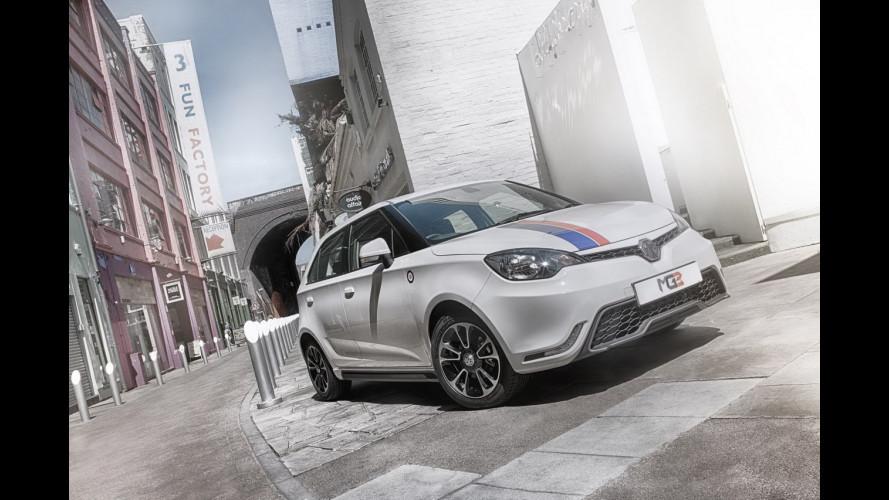MG3: debutto europeo da settembre