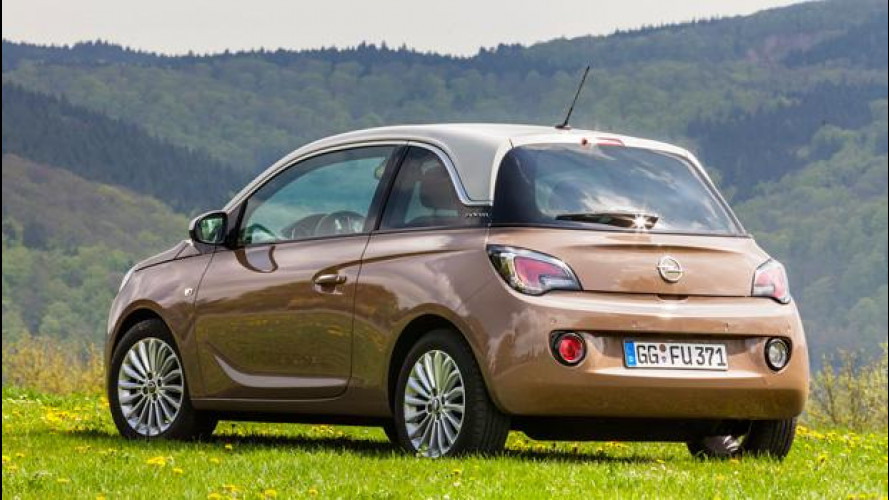 Opel Adam 1.4 GPL Tech