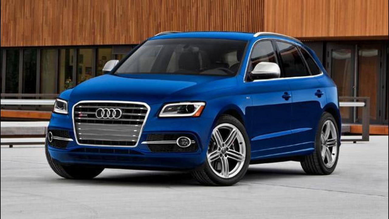 [Copertina] - Audi SQ5
