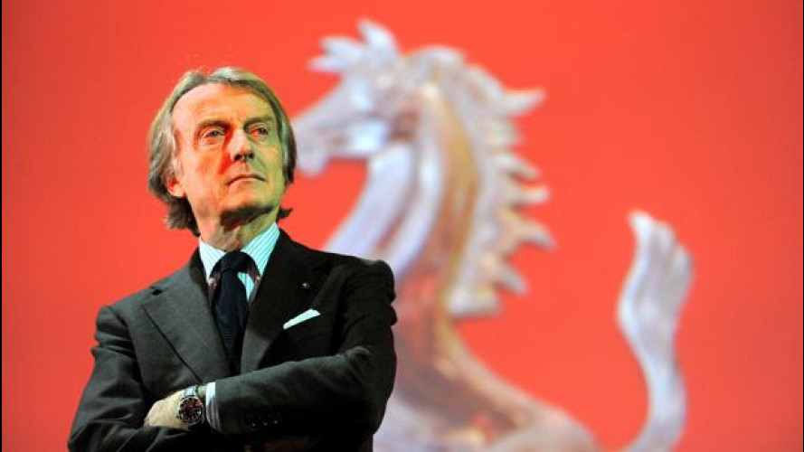 Montezemolo è Manager Europeo del 2012