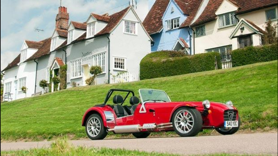[Copertina] - Caterham Seven Limited Edition pack