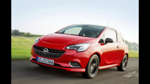 Opel Corsa OPC Line: il look è sportivo
