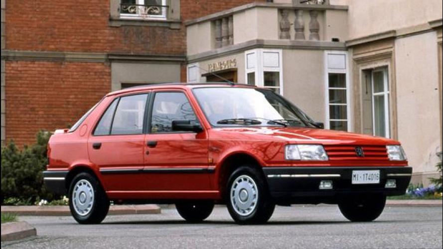 Peugeot 309, la
