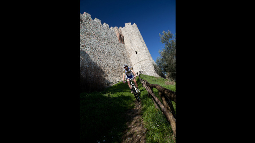 Un weekend di mountain bike e relax in Umbria