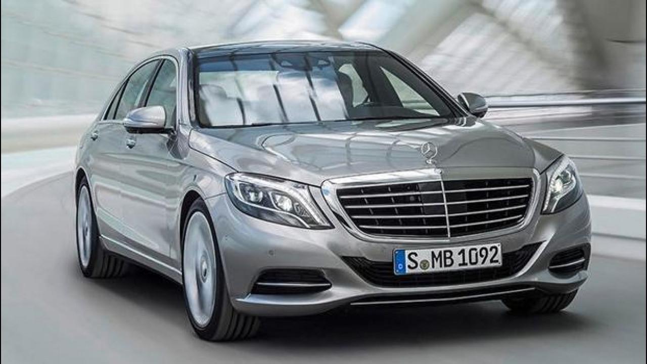 [Copertina] - Nuova Mercedes Classe S