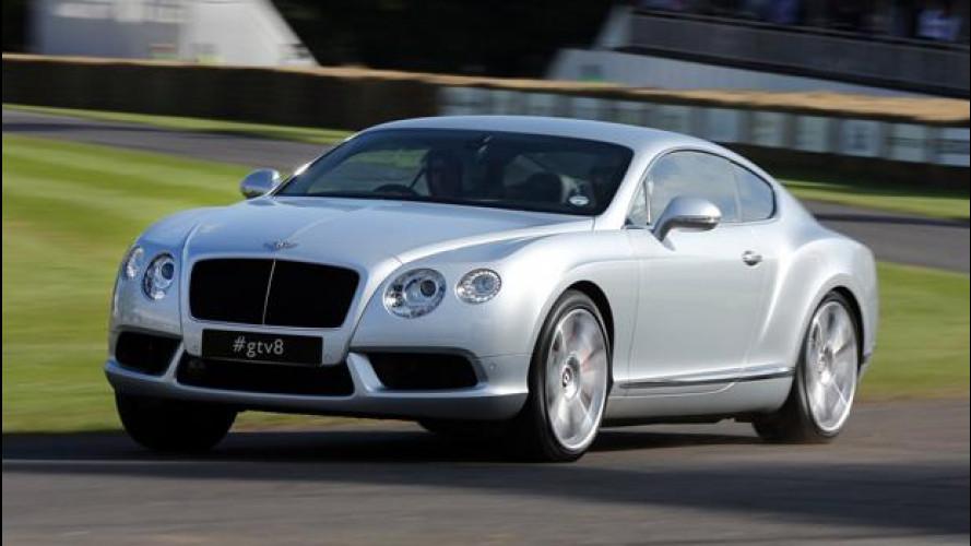 Bentley Milano inaugura la nuova sede