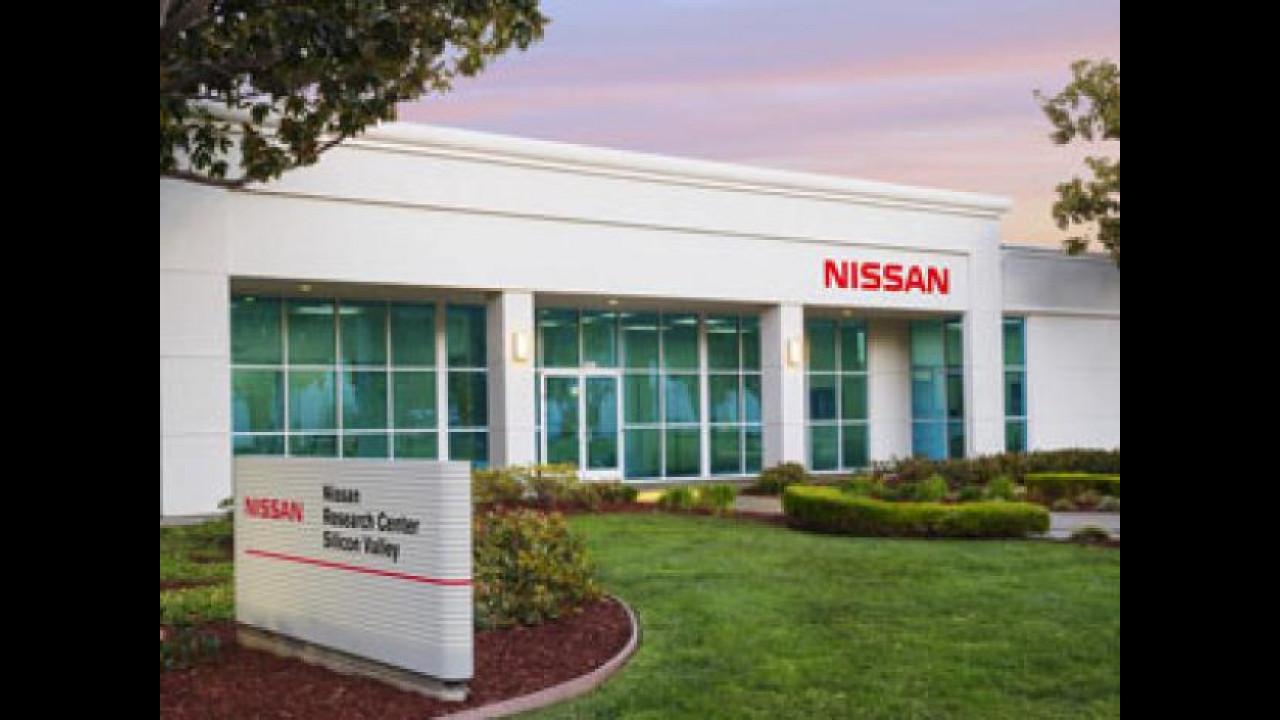[Copertina] - L'Alleanza Renault-Nissan rafforza la propria presenza nella Silicon Valley