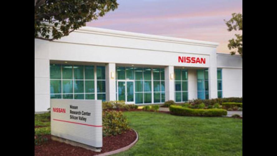 L'Alleanza Renault-Nissan rafforza la propria presenza nella Silicon Valley