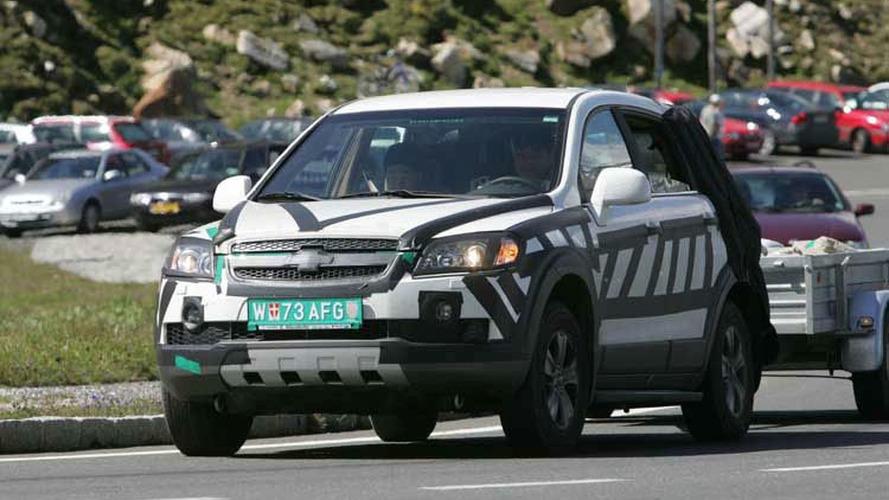 2006 Chevrolet S3X Spy Photos
