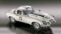 Legendary Jaguar E-Type Le Mans 1963 Slot Car by Revell