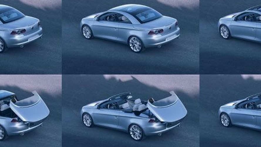 World Premiere of the VW concept C