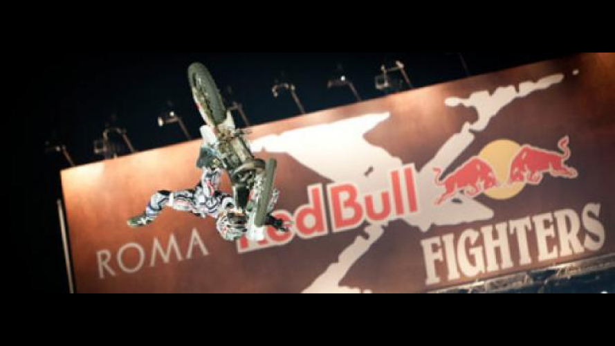 Red Bull X-Fighters 2011: il 24 giugno a Roma