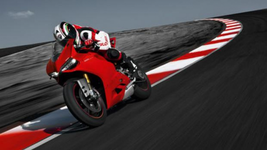Ducati 1199 Panigale Experience 2013