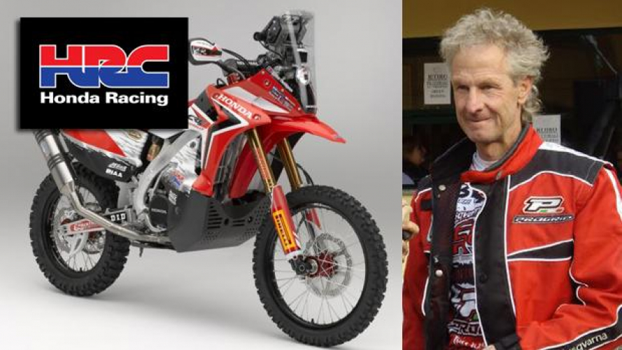Martino Bianchi General Manager Team HRC Rally