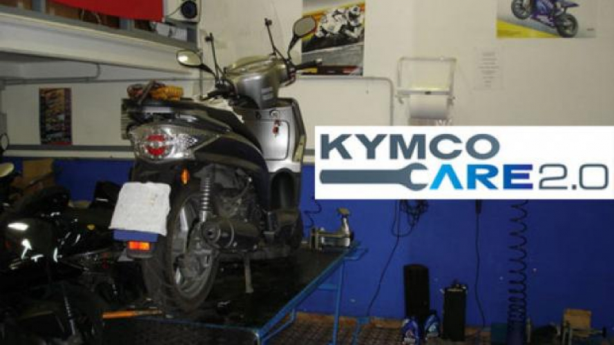 Kymco e ACI Global: nasce Kymco Care 2.0