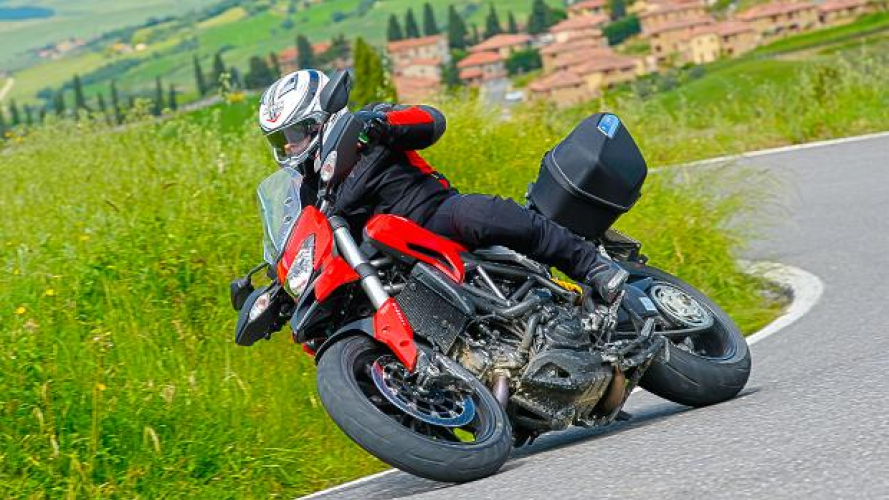 Ducati Hyperstrada - TEST
