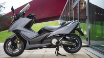 Kymco AK550 2017 Full Gallery