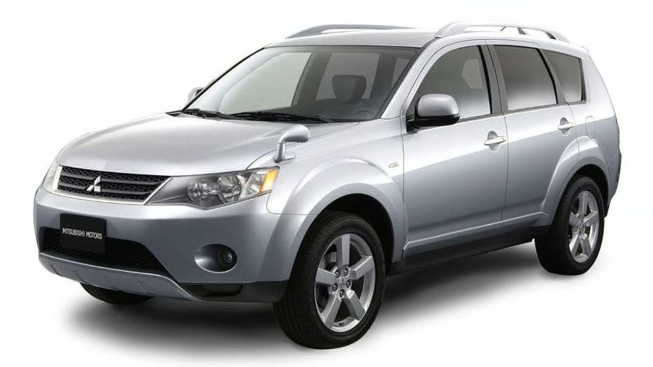 Mitsubishi Outlander, next generation SUV