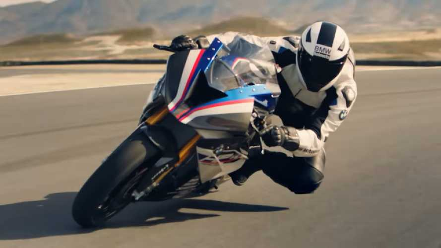BMW Could Be About To Bring Its M Division To Motorcycles