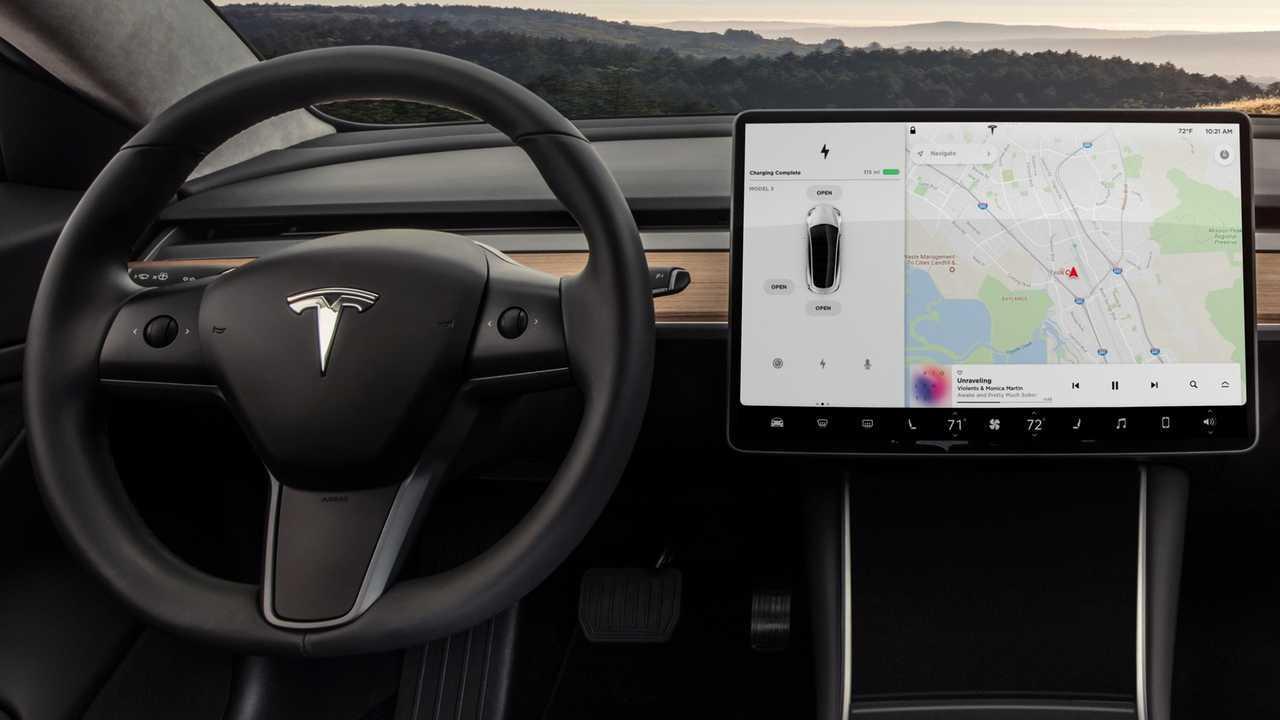 Tesla Model 3 - 15 pouces