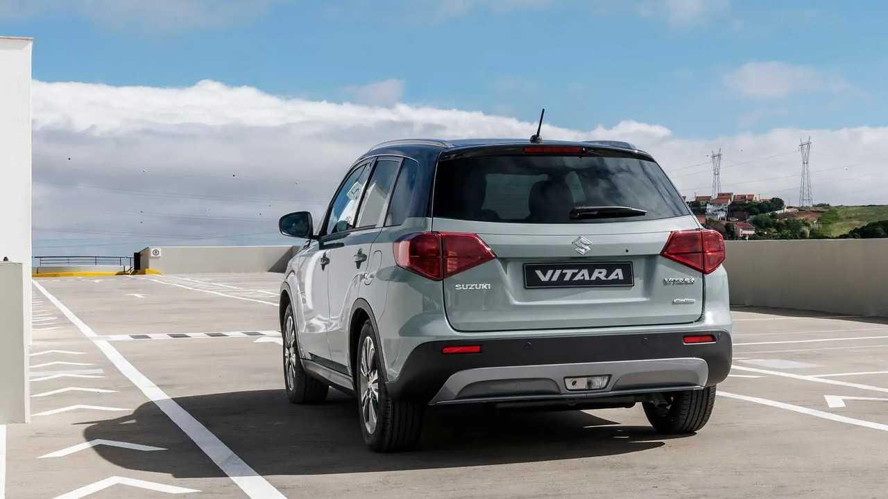 Primera prueba Suzuki Vitara 2019
