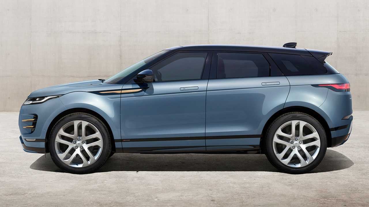 Range Rover Evoque - Nuova