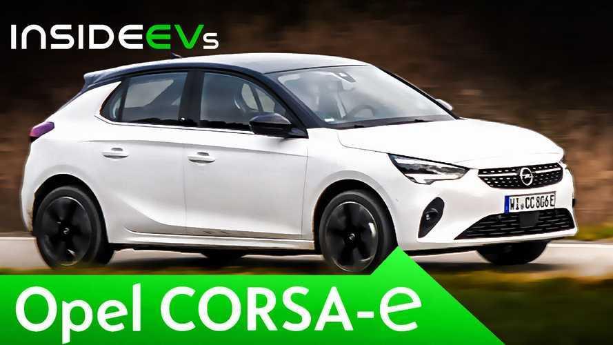 Opel Corsa-e im Video-Test: Das beste Elektroauto auf dem Markt?