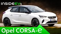 opel corsa e elektroauto video test